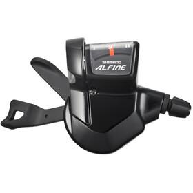 Shimano Alfine SL-S700 Rapidfire Plus Schakelhendel 11-speed Rechts, zwart
